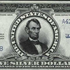 1923 five-dollar bill