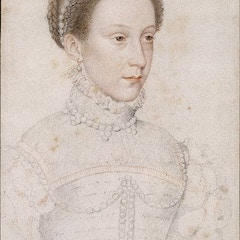 Portrait of a Young Mary Stuart