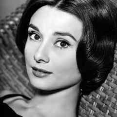 Audrey Hepburn in 1957