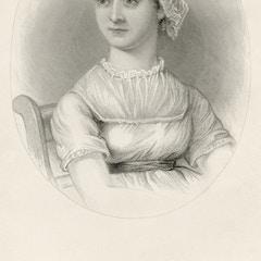 Portrait of Jane Austen (1870)