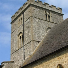 St Peter, Bucknell, Oxon - Tower