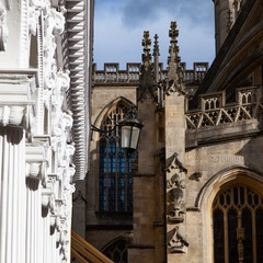 Neoclassical and Gothic (Bath, England)