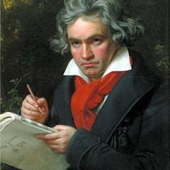 Portrait of Beethoven (1820)