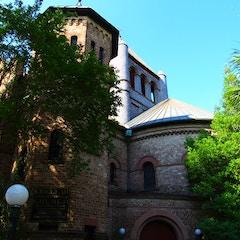 Circular Congregational Church, Charleston, South Carolina