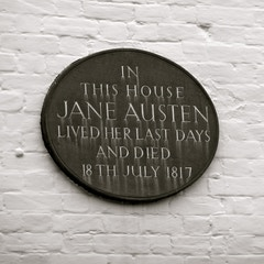 Jane Austin's House WInchester