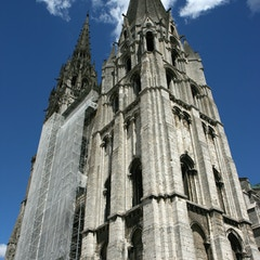 West Facade and Towers