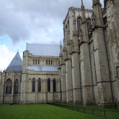 North Transept and Chapter House
