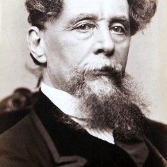 Photo of Charles Dickens (c. 1868)