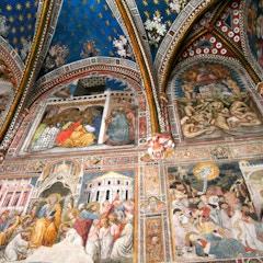Capilla de San Blas (1399): Murals