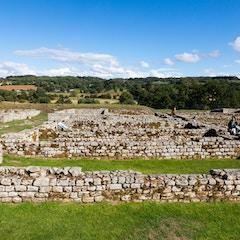 Calvary Barracks, Chesters Roman Fort