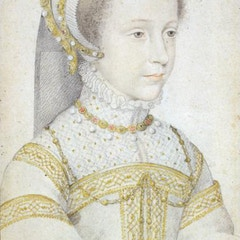 Mary Stuart at 12 or 13