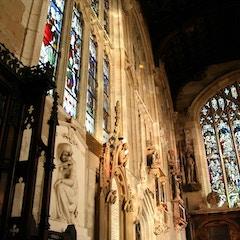 Choir: North Wall