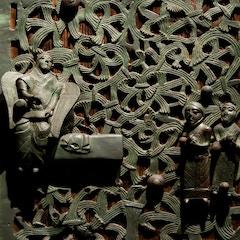 Bronze Door: Empty Tomb