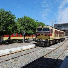 Marrakesh Train