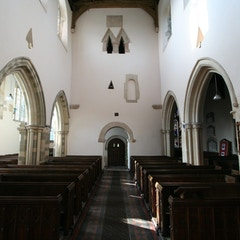 Nave Looking West to Tower