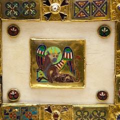 St. Andrew's Altar (c. 980): St. Luke
