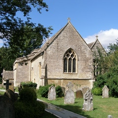 Cogges, Oxfordshire