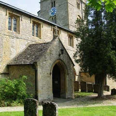 St Peter, Bucknell, Oxon - Porch & tower