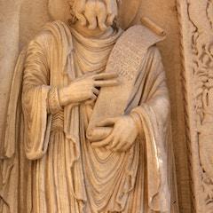Portal Detail: Saint Paul