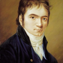 Portrait of Young Beethoven (1803)