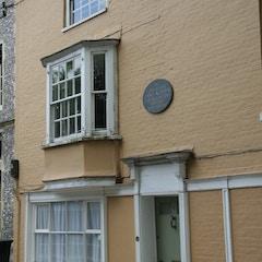 Winchester - Jane Austen's house