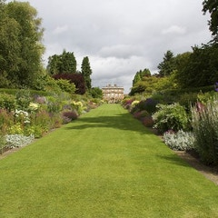 Newby Hall, Herbaceous Borders