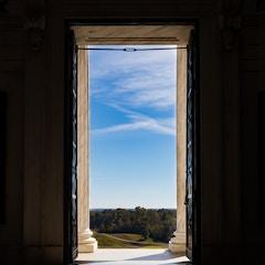 Doorway, Illinois State Memorial
