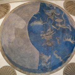 Pazzi Chapel: Dome Fresco