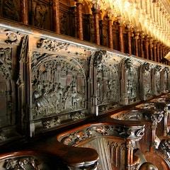 Lower Choir Stalls