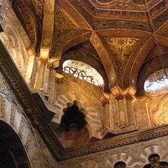 Mihrab Dome Detail