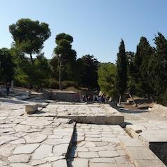 Knossos Palace, Crete, October 2012