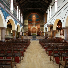 St Barnabas Jericho, Oxford - East end