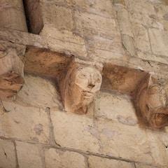 Selby Abbey: Corbels