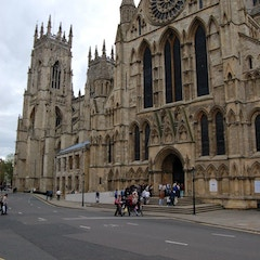 York Minster from South