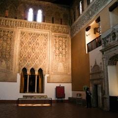 Prayer Hall Looking East