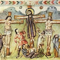 Folio 13r: Crucifixion