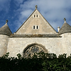 St. Piat's Chapel from East