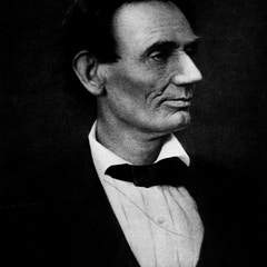 Abraham Lincoln two weeks after nomination