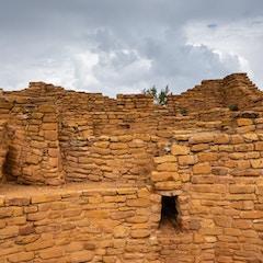 Far View House Interior Detail (Mesa Verde NP, Colorado)