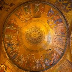 North Narthex Cupola: Life of Joseph