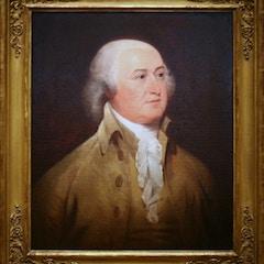 John Adams, Second President (1797-1801)