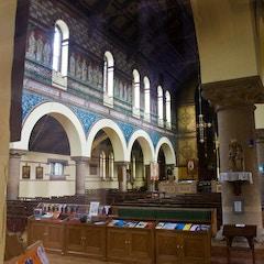 Interior, St. Barnabas