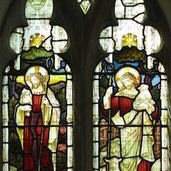 St Peter, Bucknell, Oxon - Window