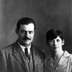 Ernest and Pauline Hemingway in Paris (1927)