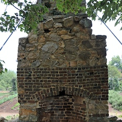 A Very Old Chimney