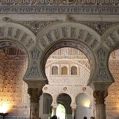 Hall of Ambassadors, Alcazar, Sevilla, Spain