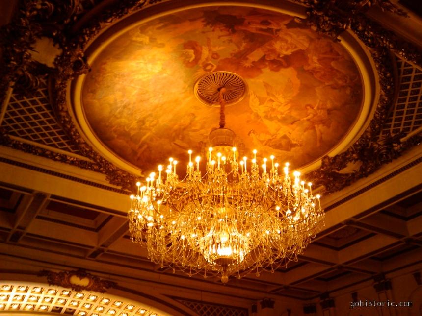 Auditorium Chandelier