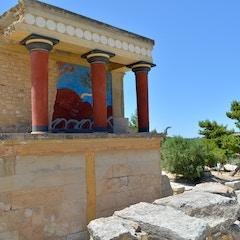 Knossos, Home of the Minotaur