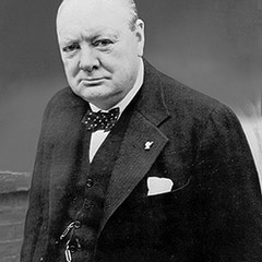 Winston Churchill (c. 1940-45)