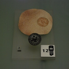 Artifact in Museo Sefardí Housed in Synagogue